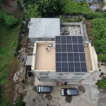 Cosmo solar 實況工程 上禾坑村7