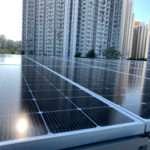cosmo solar 實況工程 石埗村1